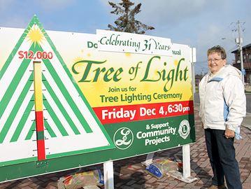 Tree of Light 2015