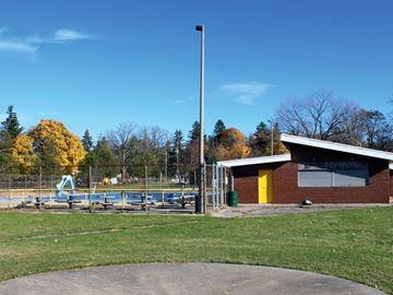 Soper Park pool