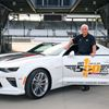 50th Anniversary Camaro SS to place Indianapolis 500