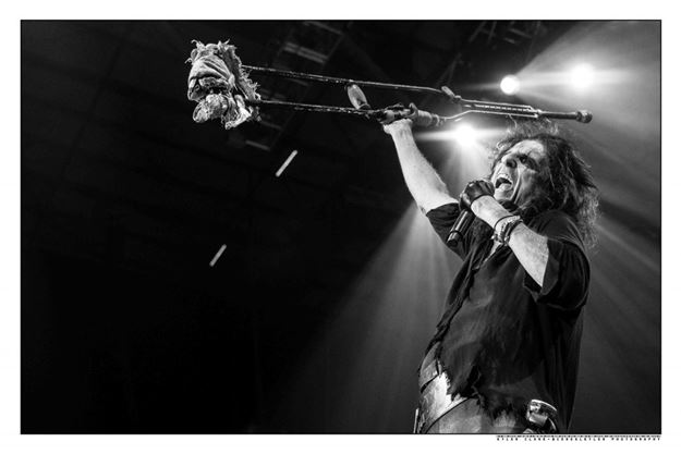 Alice Cooper to rock the Mem Centre next April