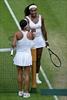 2 points from loss, Serena wins at Wimbledon; Venus next-Image1