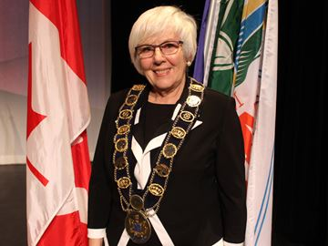 Meaford Newsmaker of the Year: Mayor Barb Clumpus