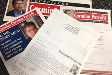 Councillor newsletter subject of integrity complaint