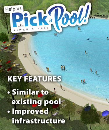 Kiwanis Pool - Option A