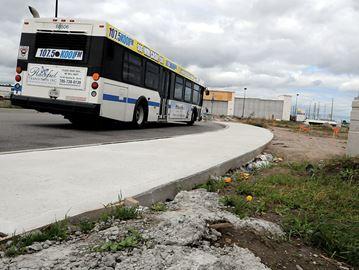 Wheels on bus debate turn slowly