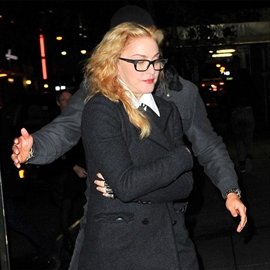 Madonna returns to Malawi orphanage-Image1