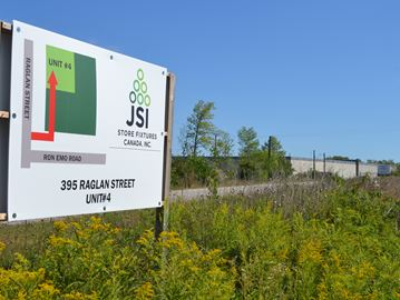Collingwood manufactuer gets new home, new owner