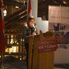 MP Maryam Monsef, Canadian Canoe Museum