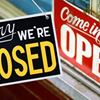 What's open and closed this weekend