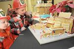 Gingerbread Cobourg Fire Hall
