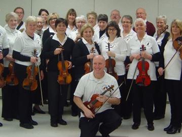Oakville Celtic Fiddle Orchestra brings Christmas spirit with concert