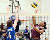 Senior Girls Volleyball Tourney in Stouffville