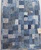 Sylvia Jackson's denim quilt