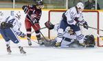 Bracebridge Blues Hockey Action