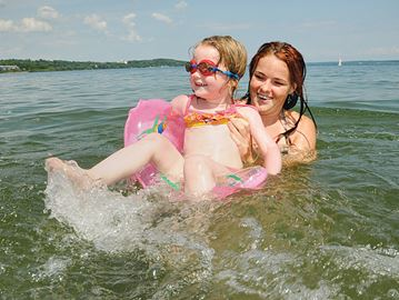Info on beach closures and postings in Simcoe County and Muskoka