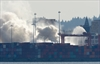 Vancouver port fire out; investigation begins-Image1