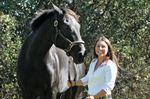 Uxbridge's Nikki Snazel and Raven in equestrian championships