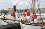 Ship's Company of Penetanguishene celebrates 15th anniversary