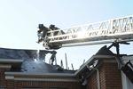 Families left homeless after blaze