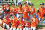 Midland rookie ball champions crowned