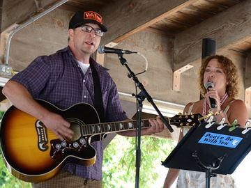 Stomp draws music lovers to Meaford