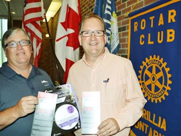 Orillia Rotary Club gives away smoke/CO detectors