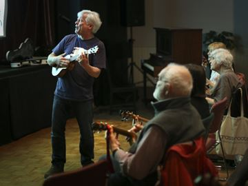 Canada Ukes festival promises four-stringed fun