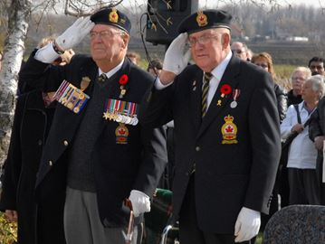 Bradford remembers