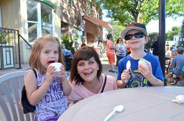 Alliston ice cream party raises cash for CLASS