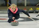 York Region High School Curling Finals in Thornhill