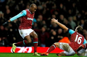 West Ham beats Liverpool 2-1 to reach 5th round of FA Cup-Image5