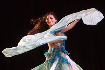 Region hosts first-ever bellydance competition in Oakville