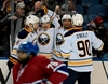 Foligno, Kane score twice in Sabres' 6-4 win over Canadiens-Image1