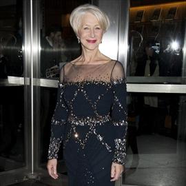 Dame Helen Mirren has awards room at house-Image1