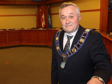 Clearview mayor calls it a political career
