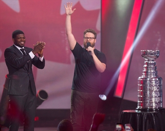 Rogen stages comedy special for Alzheimer's-Image1