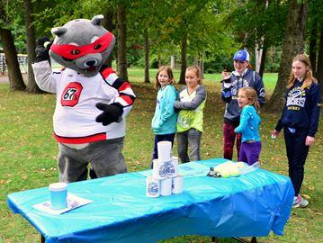 Annual Rockets Day at Alexander Grove Park in Stittsville