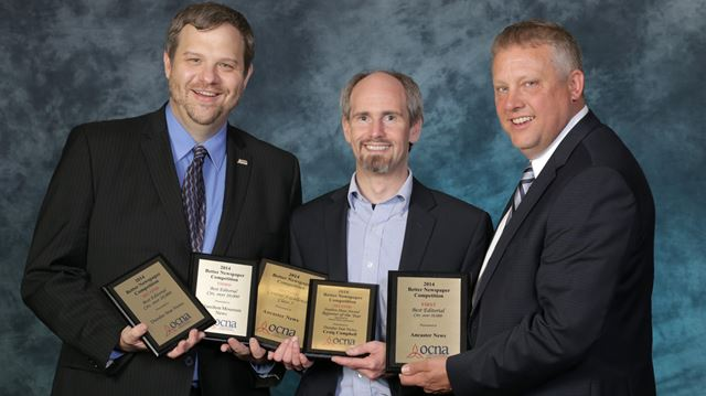 Provincial award-winners
