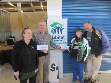 Habitat winners