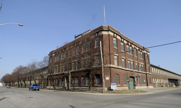 Studebaker Plant May Spring To Life Again Thespec Com