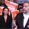 Tom Mulcair renews attacks on Justin Trudeau's deficit plan