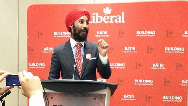 Liberal candidate