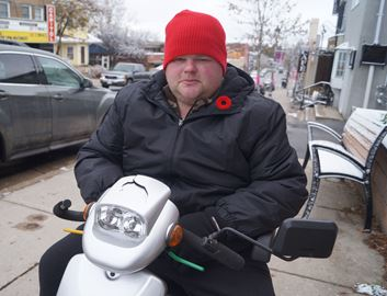 moped room 101 Manchester man charged with illegal firearm possession after allegedly hunting groundhogs from a moped.