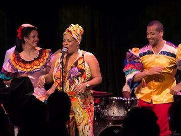 Afro-Cuban Celebration