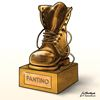 Today's  Cartoon: Golden Boot