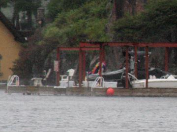 Lake Rosseau construction