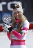 Vonn wins World Cup downhill title ahead of Fenninger-Image1