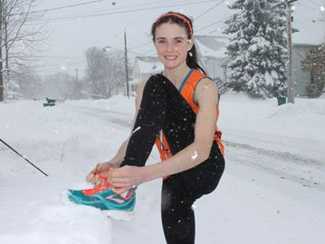 Meaford's Hannah Woodhouse to race in Canadian championships