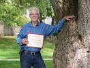 Retired Burlington teacher receives inaugural ETFO Environmental Education Award