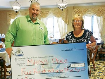 Penetanguishene seniors home raises funds for autistic youths